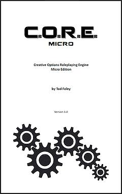 CORE Micro - ready to hack